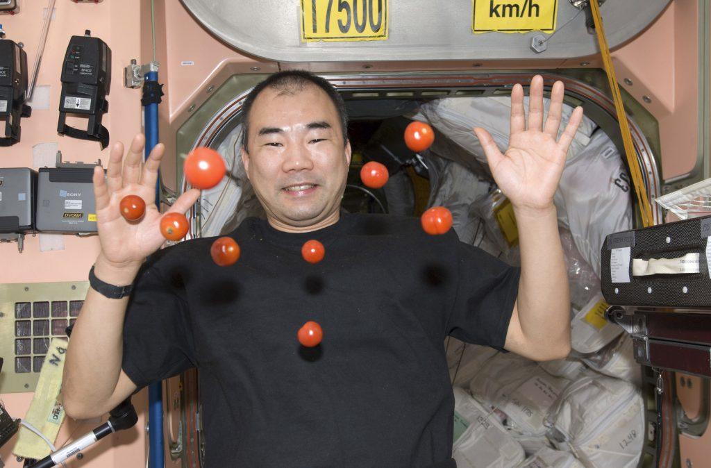 Soichi Noguchi, ex astronauta japonés fideos instantáneos llegaron al espacio