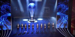 La FIFA cancela su ceremonia al premio The Best debido a la pandemia de coronavirus
