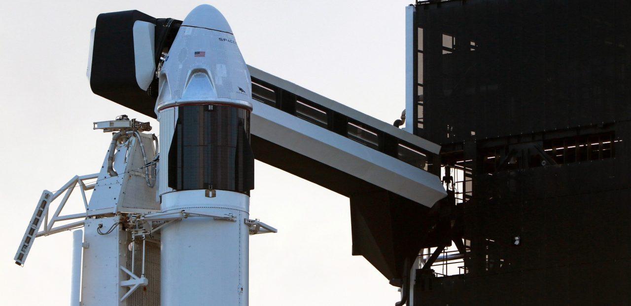 SpaceX simulador