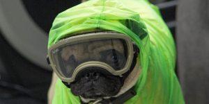 Conoce a Harley, el perro terapeuta que alivia el estrés de los médicos mexicanos que luchan contra el coronavirus
