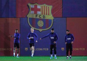 Los clubes de La Liga regresarán a los entrenamientos grupales este lunes