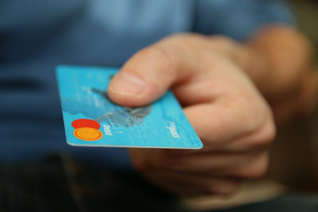 pago tarjeta de crédito