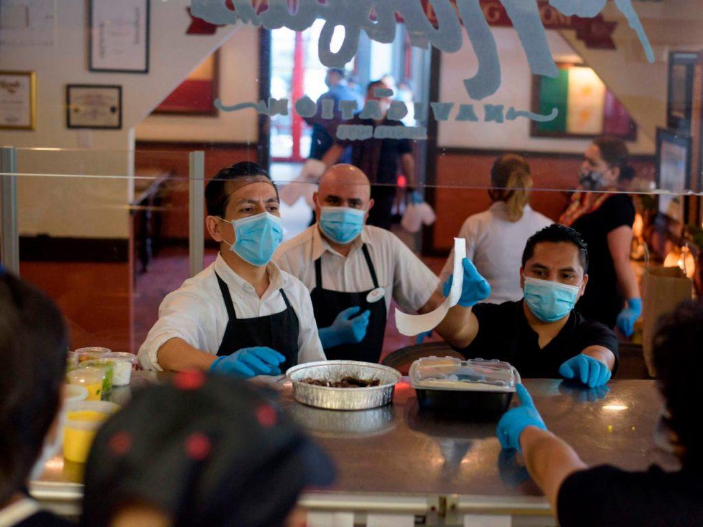 restaurantes riesgo