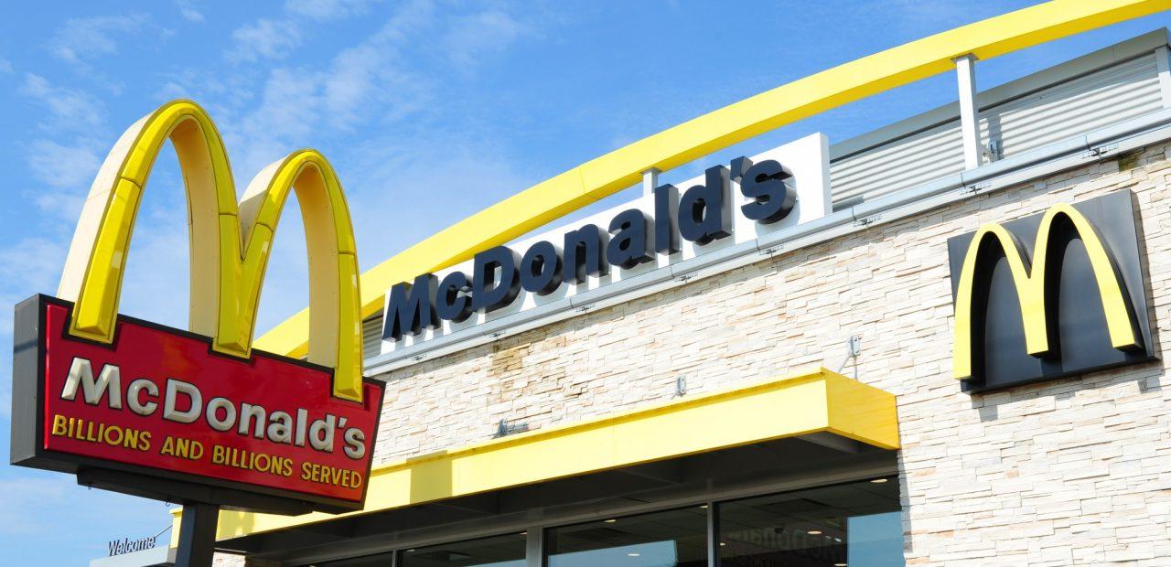 McDonald's acoso sexual