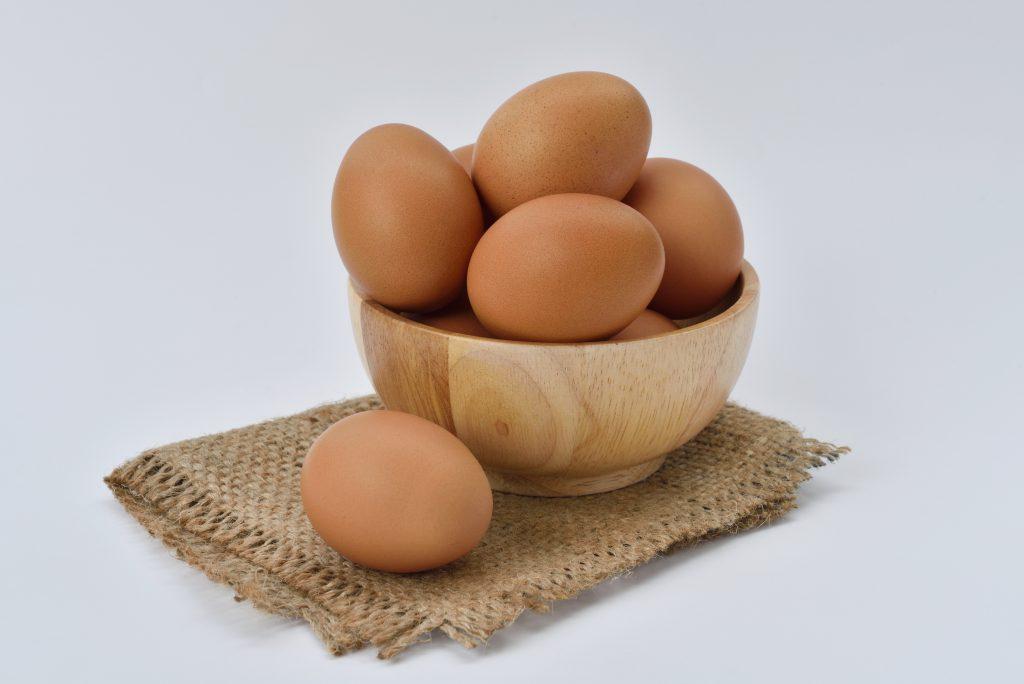 huevos comida
