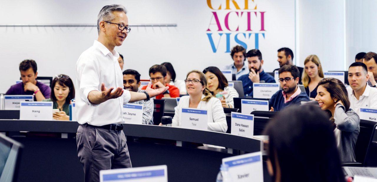 mejores escuelas de negocios del mundo 2020