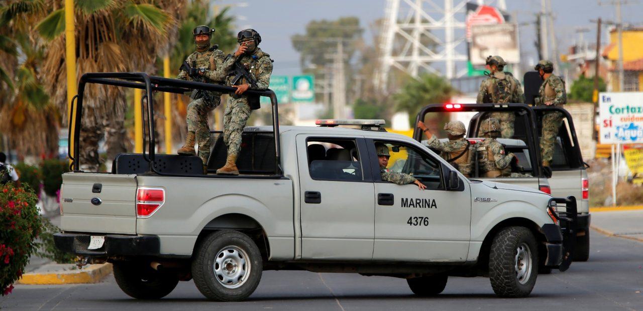 México violencia inseguridad homicidios