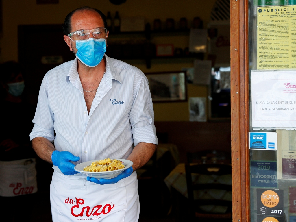 canirac apertura restaurantes méxico