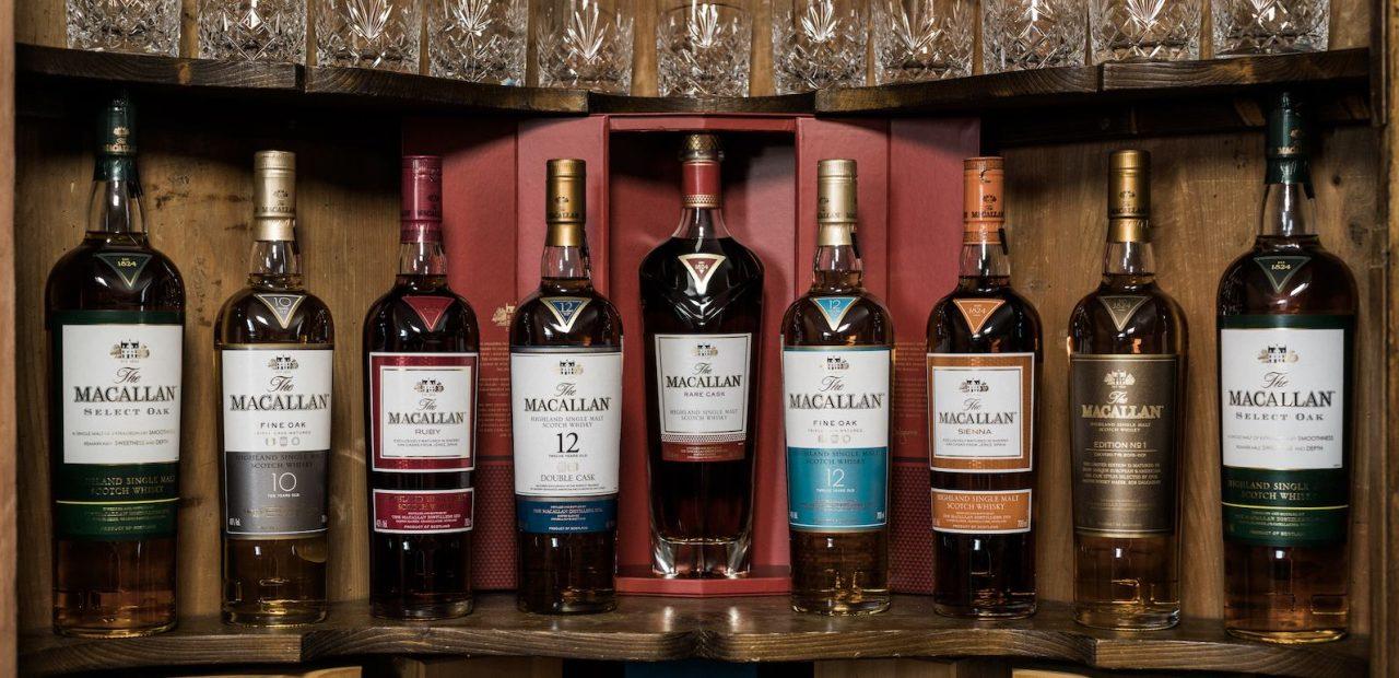 como invertir en botellas de whisky colección