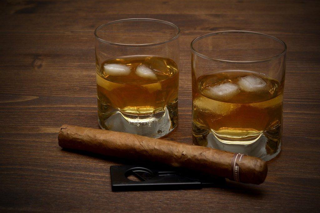 whiskey money inversión colección dinero