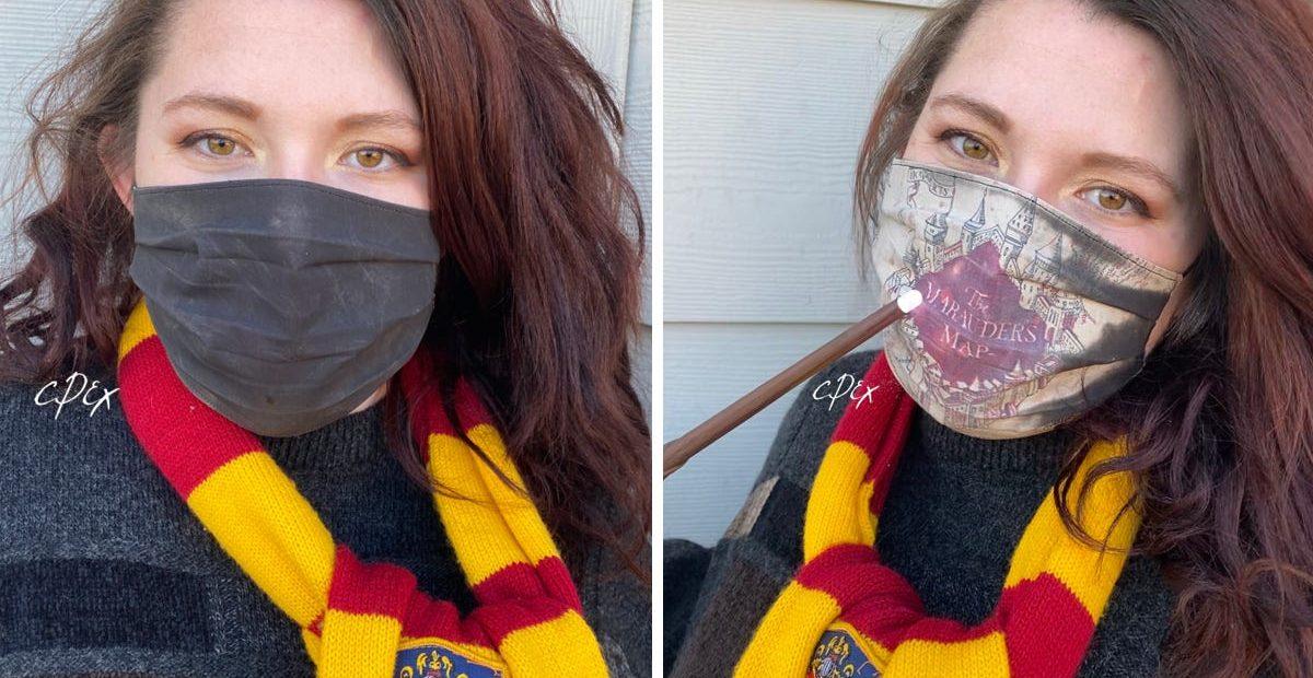 mascarillas Harry Potter