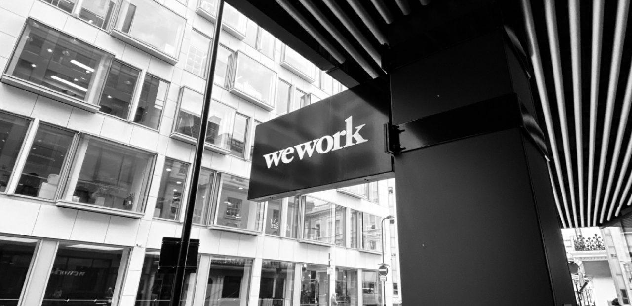wework distanciamiento social
