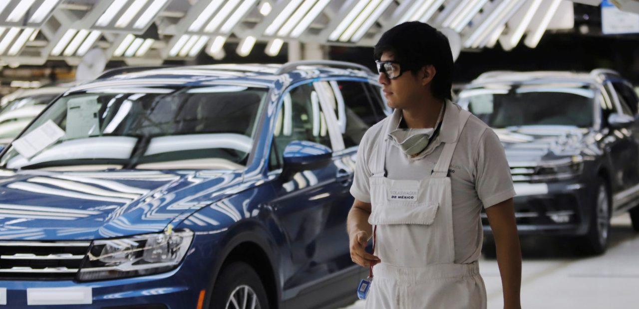 Puebla industria automotriz