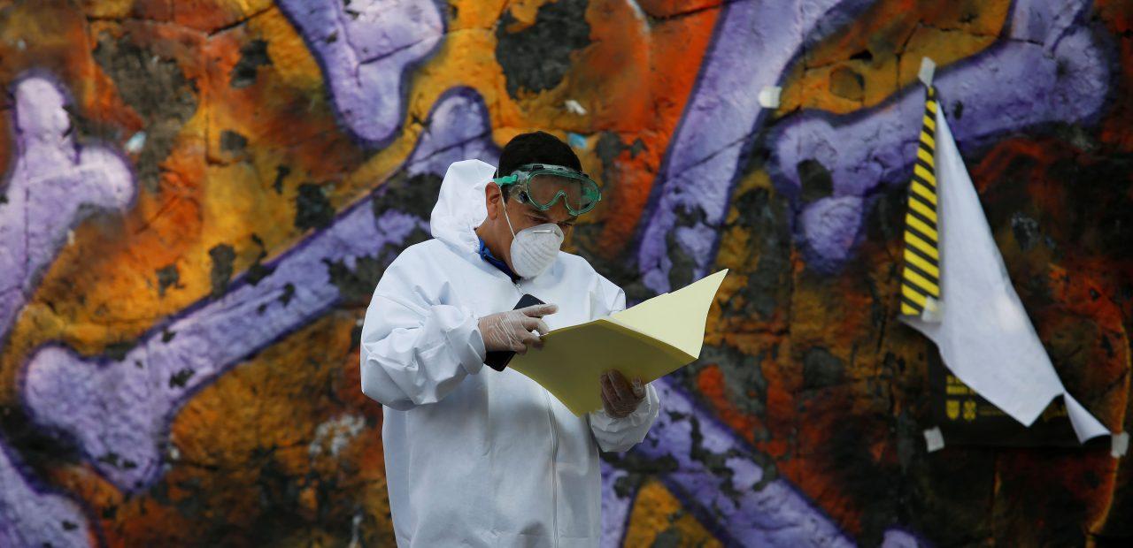 coronavirus América Latina epicentre