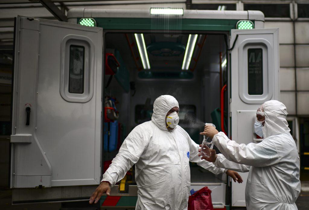Argentina coronavirus casos epidemia