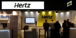 La compañía de alquiler de autos Hertz se declara en quiebra en Estados Unidos —acreedores no lograron aliviar su carga financiera
