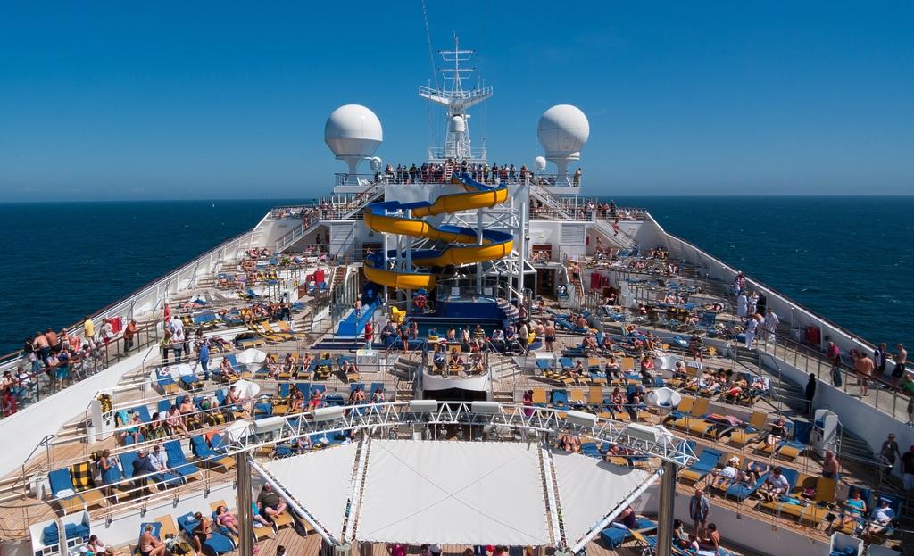 viajeros cruceros