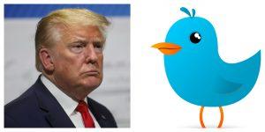 Trump ahora se pelea con Twitter y acusa al 'pajarito' de interferir en las elecciones presidenciales