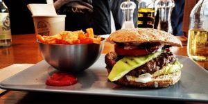 En el día internacional de la hamburguesa te decimos 10 cosas sobre ella