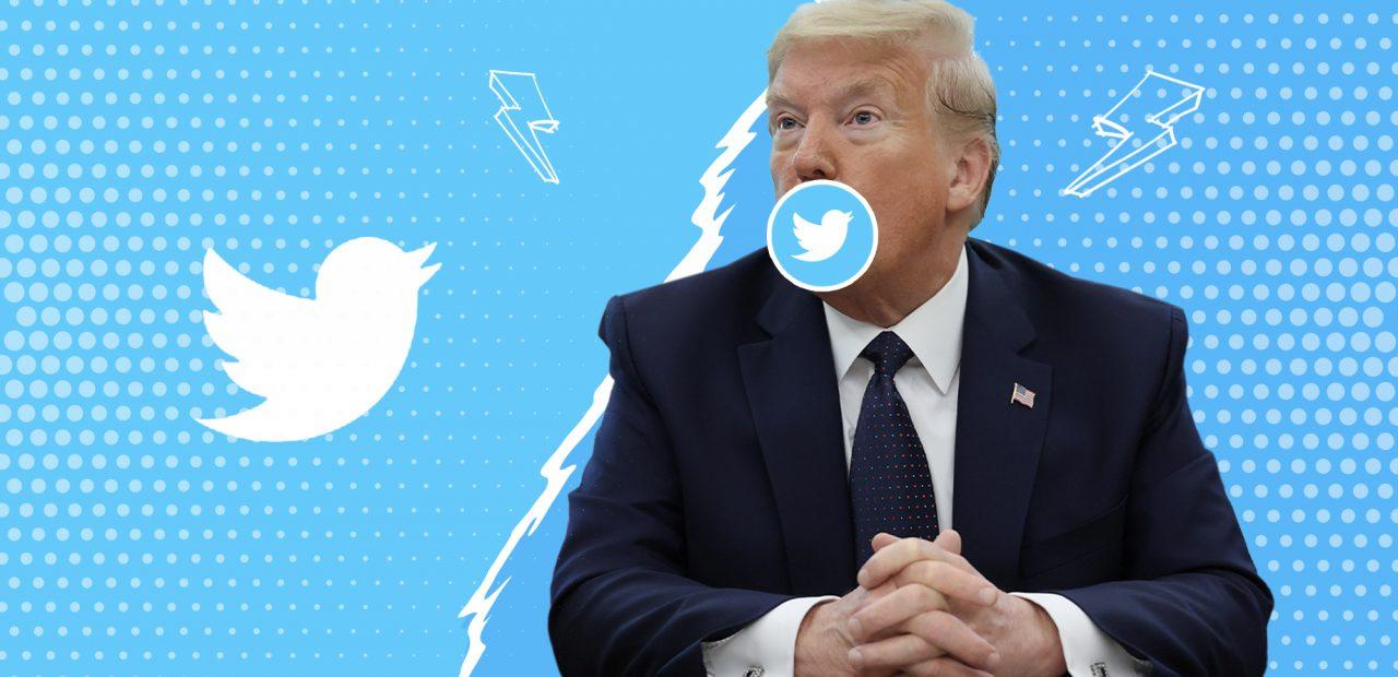 Twitter bloquea un mensaje de Trump por glorificación de la violencia tras amenaza en disturbios en Mineápolis | Business Insider México