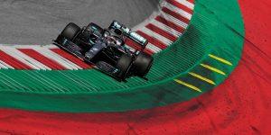 La temporada 2020 de la Fórmula 1 comenzará con 2 carreras en Austria este julio