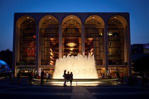 La Ópera del Met se mantendrá cerrada hasta el 31 de diciembre por el coronavirus