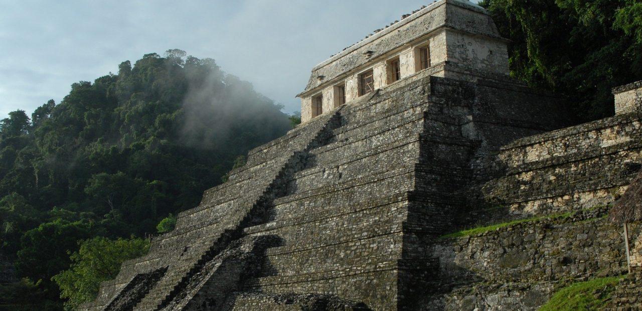 maya palenque chiapas