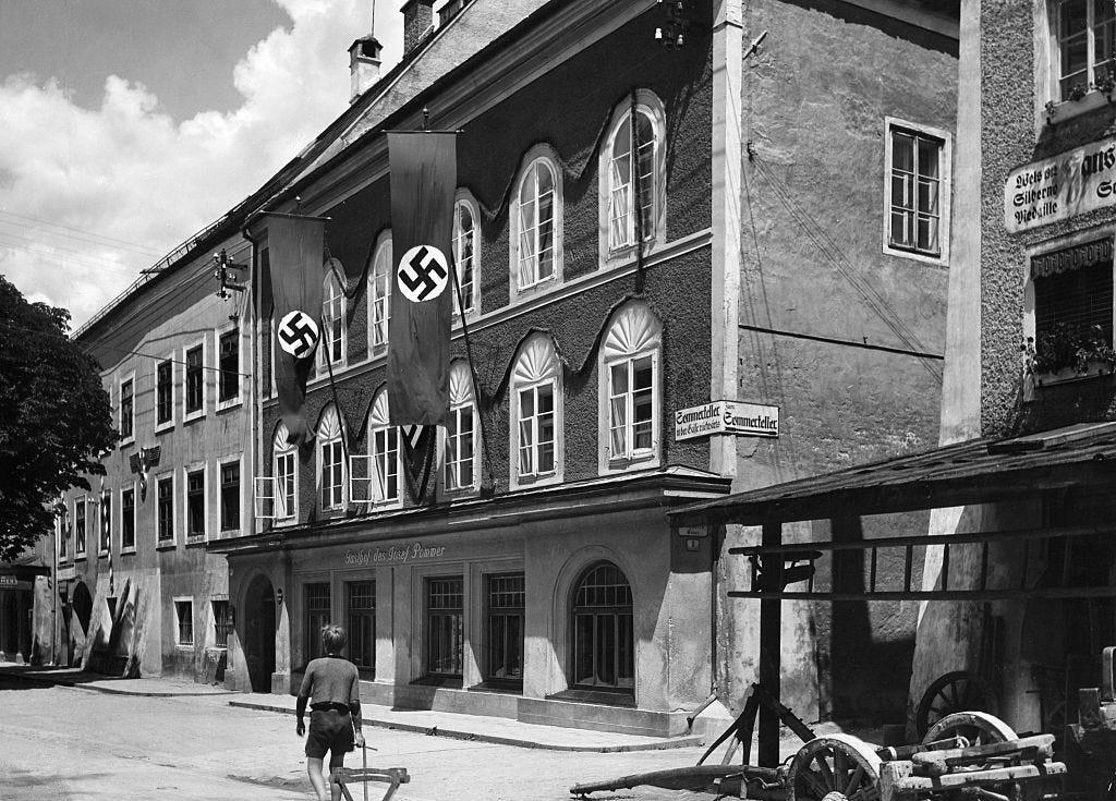Casa Adolfo Hitler | Business Insider México