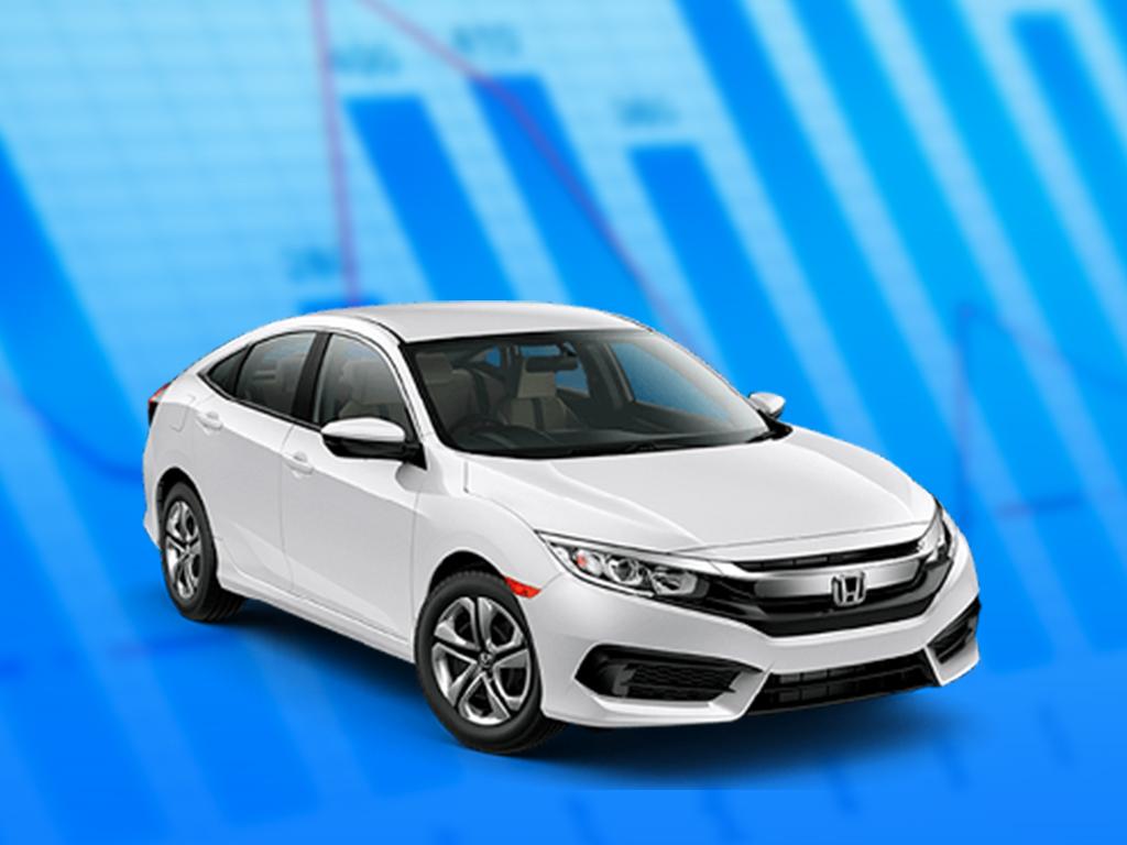 Honda ventas autos 2020