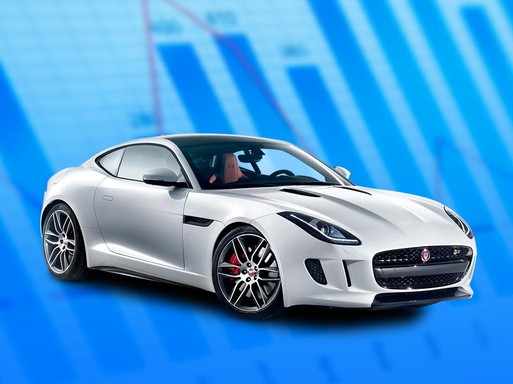 Jaguar ventas autos 2020