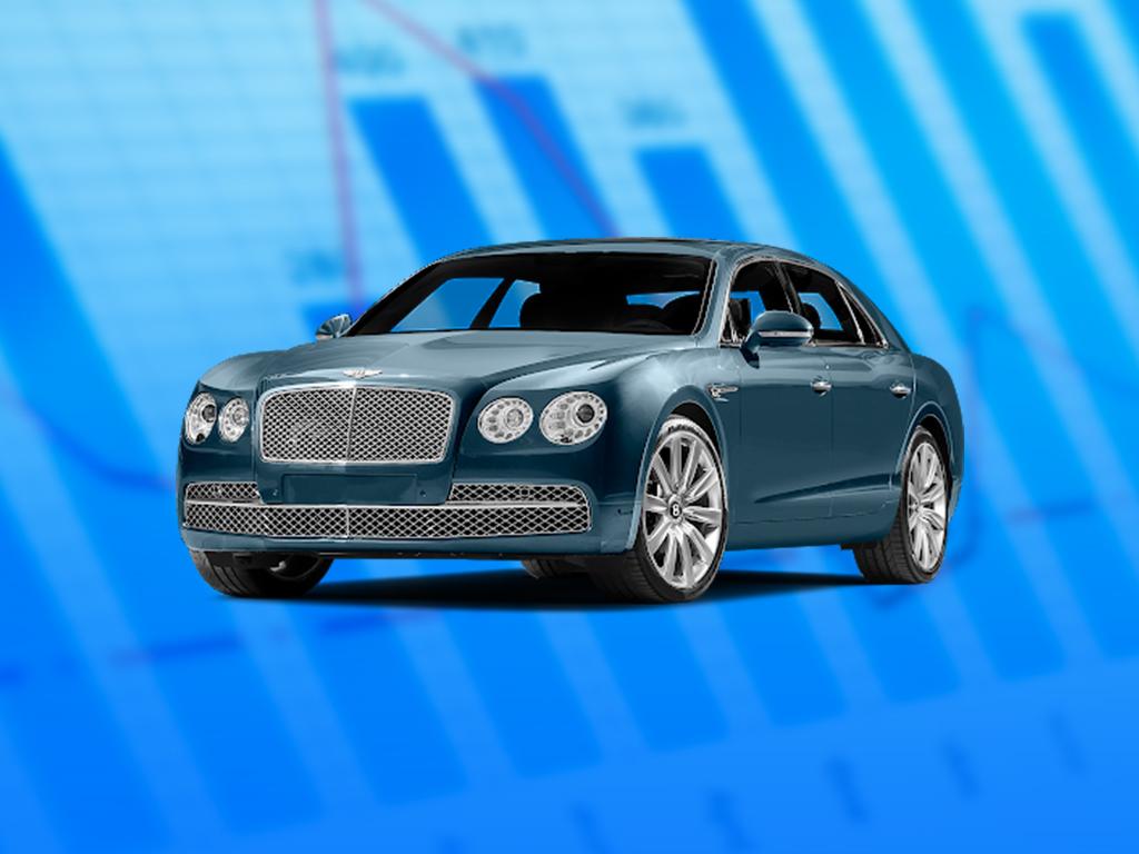 Bentley ventas autos 2020