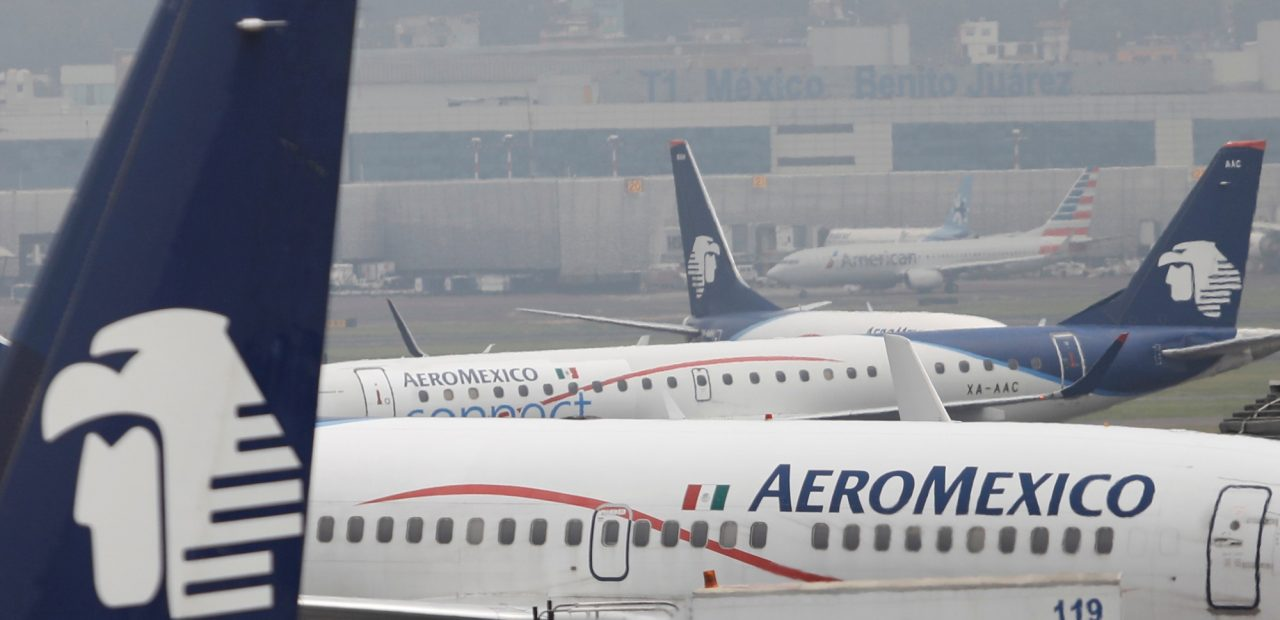 aeroméxico mayo 2020 | Business Insider México