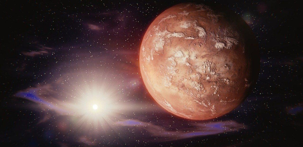 Emiratos Árabes Unidos Marte