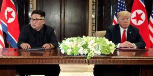 Corea del Norte ve pocas razones para mantener las relaciones entre Kim Jong Un y Donald Trump —autoridades piden que Washington no comente sobre sus asuntos