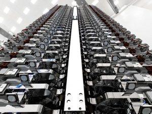 SpaceX podría poner en órbita a 180 satélites en poco más de 2 semanas