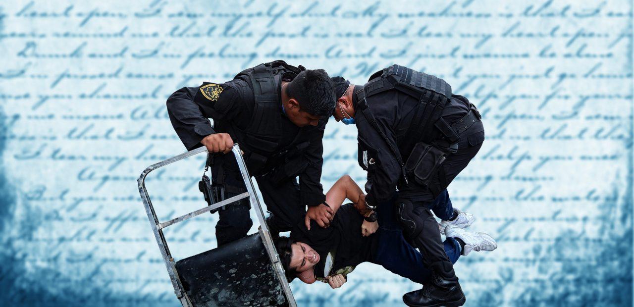 uso de la fuerza policia