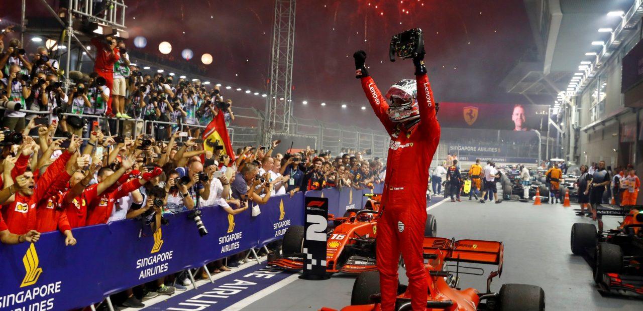 Fórmula 1 podio coronavirus