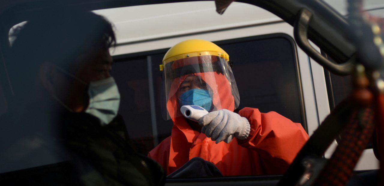 Sana distancia en Pekín por nuevo brote de coronavirus | Business Insider Mexico