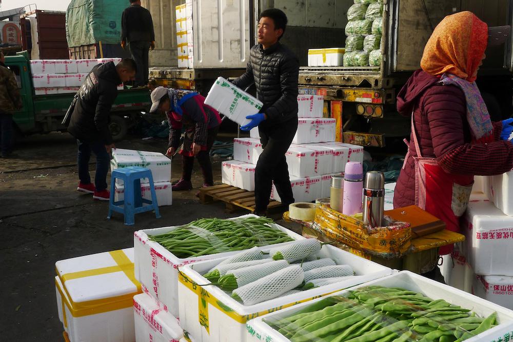 Mercado de Xinfadi, en la mira por nuevo brote de coronavirus en Pekín | Business Insider Mexico