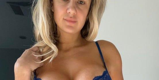 OnlyFans Monica Huldt