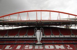 La temporada de la UEFA Champions League finalizará con un torneo corto en Lisboa, Portugal