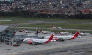 Avianca reporta pérdidas por más de 121 millones de dólares en primer trimestre, tras declararse en bancarrota