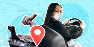 Uber implementa nuevas medidas para garantizar la higiene y seguridad en sus viajes — e incluye tomarse selfies