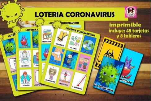 loteria coronavirus
