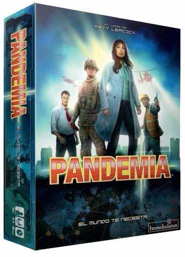 juego pandemia