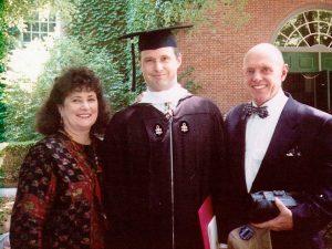 Mi padre escribió 'Los 7 hábitos de la gente altamente efectiva': así fue crecer siendo su hijo