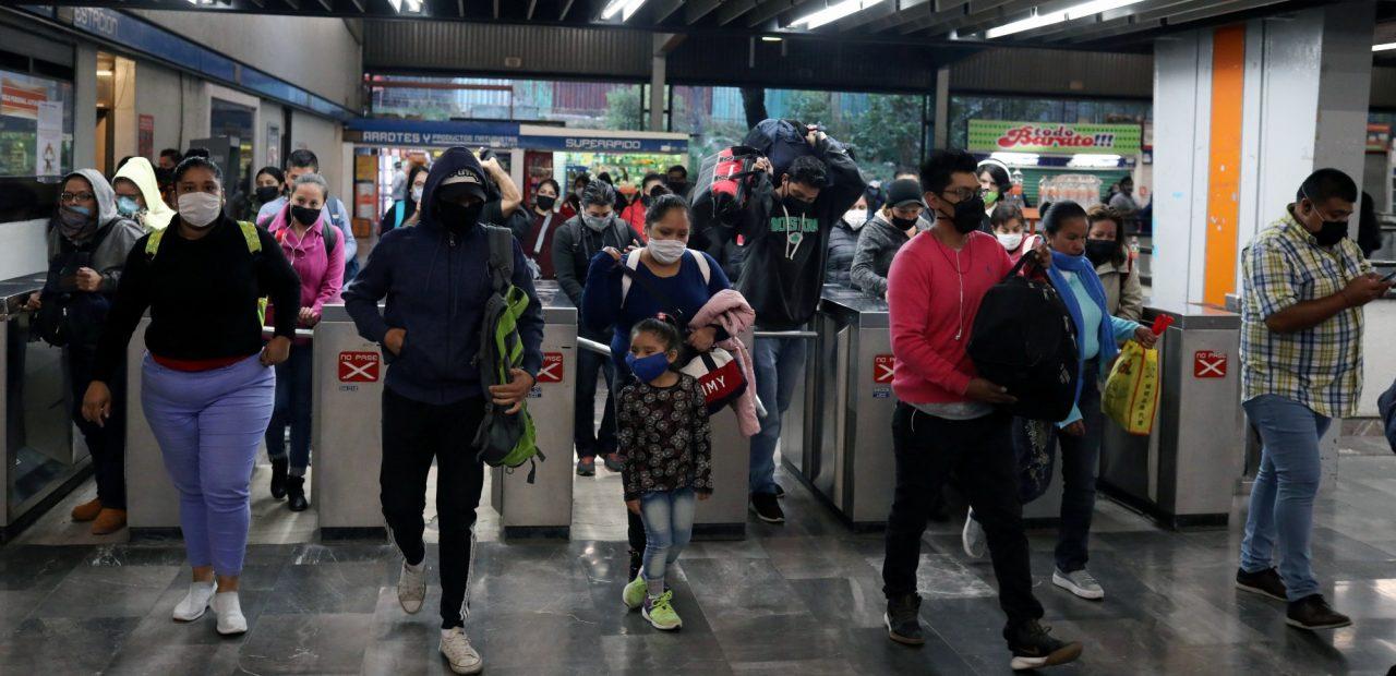 pandemia coronavirus mexico