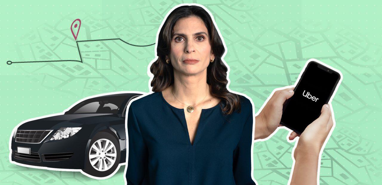 Gretta González, CEO de Uber México