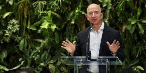 Amazon crea un fondo de 2,000 millones de dólares para invertir en compañías de energía verde