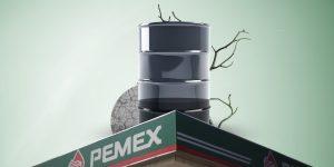 En mayo, la producción de petróleo tiene su nivel más bajo, de acuerdo con cifras de Pemex